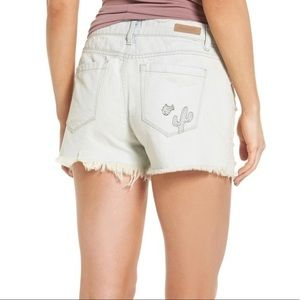 NWT Blank NYC denim shorts